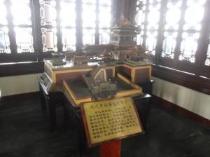 Le temple de la Grue Jaune sous les Ming