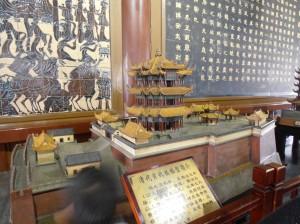 Le temple de la Grue Jaune depuis les Qing