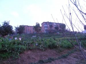 Des jardins dans Yichang